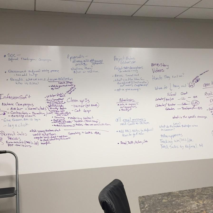 Brainstorming Phase 1